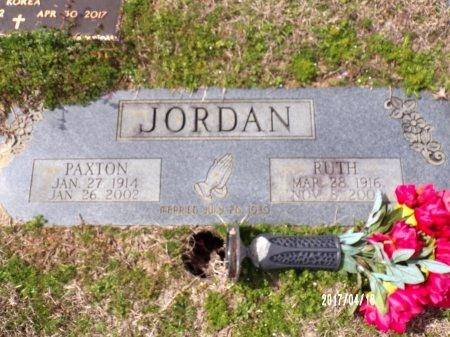 JORDAN, RUTH - Columbia County, Arkansas | RUTH JORDAN - Arkansas Gravestone Photos