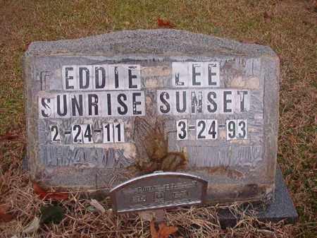 LEE, EDDIE - Columbia County, Arkansas   EDDIE LEE - Arkansas Gravestone Photos