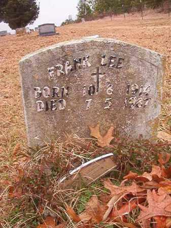 LEE, FRANK - Columbia County, Arkansas | FRANK LEE - Arkansas Gravestone Photos
