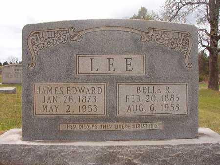 LEE, BELLE R - Columbia County, Arkansas | BELLE R LEE - Arkansas Gravestone Photos