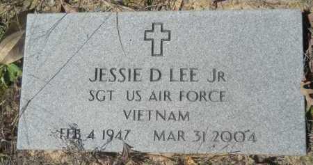 LEE, JR (VETERAN VIET), JESSIE D - Columbia County, Arkansas | JESSIE D LEE, JR (VETERAN VIET) - Arkansas Gravestone Photos
