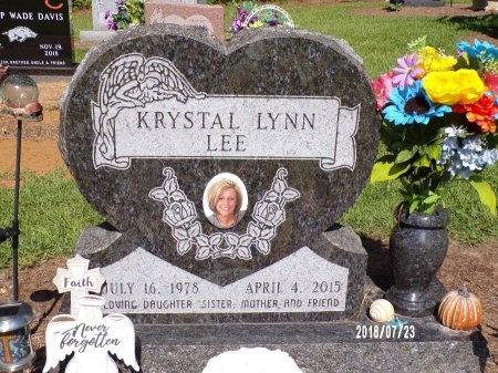 LEE, KRYSTAL LYNN - Columbia County, Arkansas | KRYSTAL LYNN LEE - Arkansas Gravestone Photos