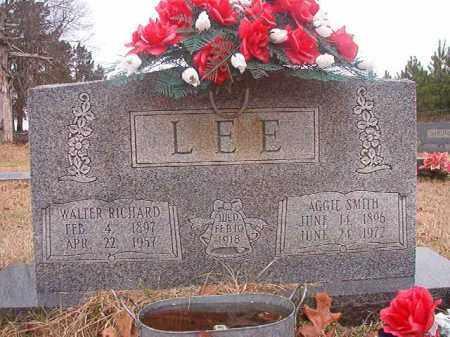 LEE, AGGIE - Columbia County, Arkansas | AGGIE LEE - Arkansas Gravestone Photos