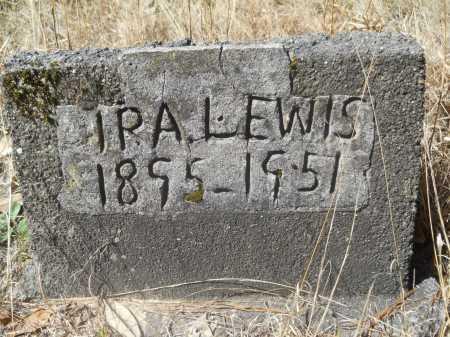 LEWIS, IRA - Columbia County, Arkansas   IRA LEWIS - Arkansas Gravestone Photos