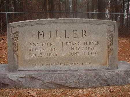 HICKS MILLER, EMA - Columbia County, Arkansas | EMA HICKS MILLER - Arkansas Gravestone Photos