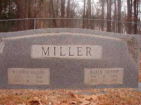 MILLER, MILDRED - Columbia County, Arkansas | MILDRED MILLER - Arkansas Gravestone Photos