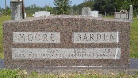 MOORE, WILLIS LAFAYETTE - Columbia County, Arkansas | WILLIS LAFAYETTE MOORE - Arkansas Gravestone Photos