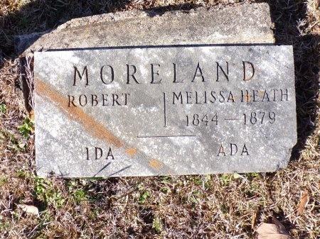 MORELAND, ROBERT AMBROSE - Columbia County, Arkansas | ROBERT AMBROSE MORELAND - Arkansas Gravestone Photos