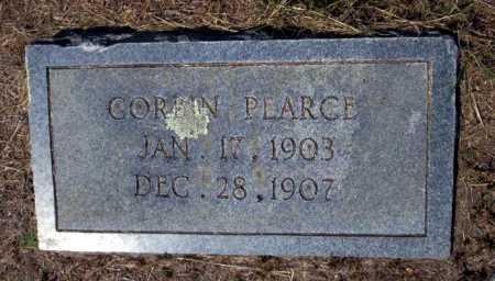 PEARCE, CORBIN - Columbia County, Arkansas | CORBIN PEARCE - Arkansas Gravestone Photos
