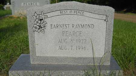 PEARCE, EARNEST RAYMOND - Columbia County, Arkansas | EARNEST RAYMOND PEARCE - Arkansas Gravestone Photos