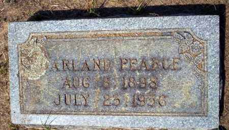 PEARCE, GARLAND - Columbia County, Arkansas | GARLAND PEARCE - Arkansas Gravestone Photos