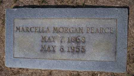 PEARCE, MARCELLA MORGAN - Columbia County, Arkansas | MARCELLA MORGAN PEARCE - Arkansas Gravestone Photos