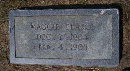 PEARCE, MAGGIE - Columbia County, Arkansas | MAGGIE PEARCE - Arkansas Gravestone Photos