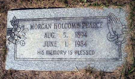 PEARCE, MORGAN HOLCOMB - Columbia County, Arkansas | MORGAN HOLCOMB PEARCE - Arkansas Gravestone Photos