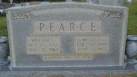 PEARCE, WILLIAM LAZURUS - Columbia County, Arkansas   WILLIAM LAZURUS PEARCE - Arkansas Gravestone Photos