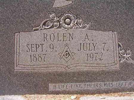 ROBERSON, ROLEN A - Columbia County, Arkansas | ROLEN A ROBERSON - Arkansas Gravestone Photos