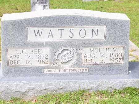 WATSON, MOLLIE VERTINA - Columbia County, Arkansas   MOLLIE VERTINA WATSON - Arkansas Gravestone Photos