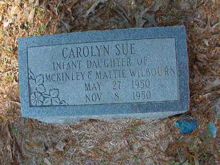 WILBOURN, CAROLYN SUE - Columbia County, Arkansas | CAROLYN SUE WILBOURN - Arkansas Gravestone Photos