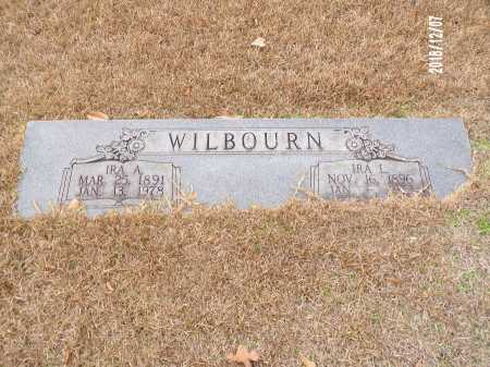 WILBOURN, IRA A - Columbia County, Arkansas | IRA A WILBOURN - Arkansas Gravestone Photos