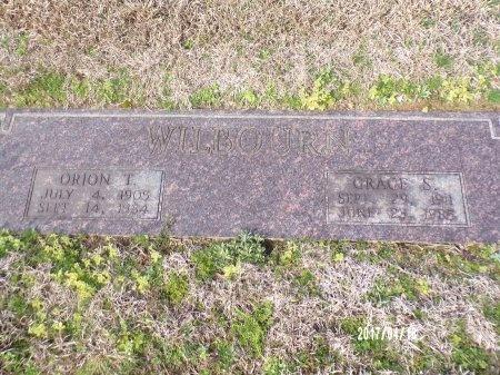 WILBOURN, GRACE ANN - Columbia County, Arkansas | GRACE ANN WILBOURN - Arkansas Gravestone Photos