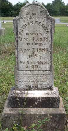 DEAVER, NATHAN - Conway County, Arkansas | NATHAN DEAVER - Arkansas Gravestone Photos