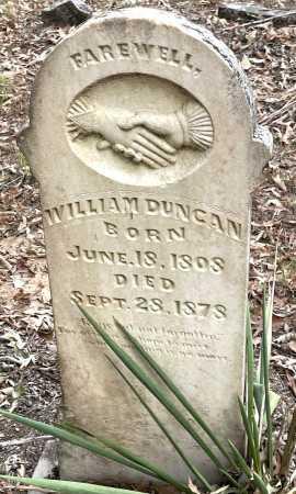 DUNCAN, WILLIAM - Conway County, Arkansas | WILLIAM DUNCAN - Arkansas Gravestone Photos