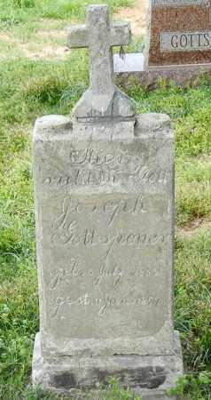GOTTSPONER, JOSEPH - Conway County, Arkansas   JOSEPH GOTTSPONER - Arkansas Gravestone Photos