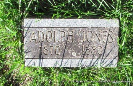 JONES, ADOLPH - Conway County, Arkansas | ADOLPH JONES - Arkansas Gravestone Photos