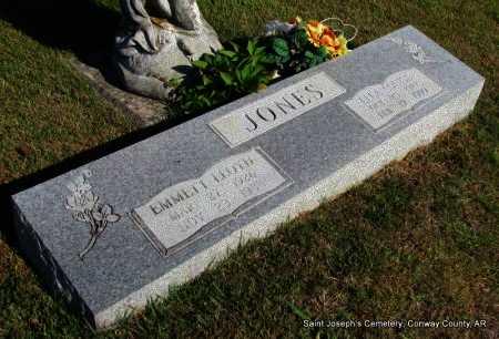 JONES, ELLA LOUISE - Conway County, Arkansas | ELLA LOUISE JONES - Arkansas Gravestone Photos
