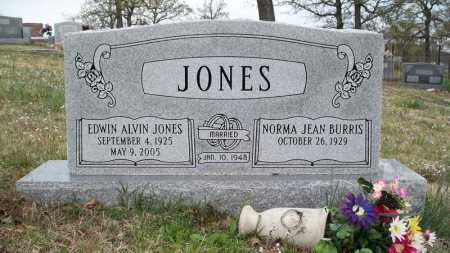 JONES, EDWIN ALVIN - Conway County, Arkansas   EDWIN ALVIN JONES - Arkansas Gravestone Photos