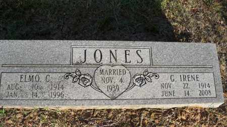 JONES, ELMO C - Conway County, Arkansas | ELMO C JONES - Arkansas Gravestone Photos
