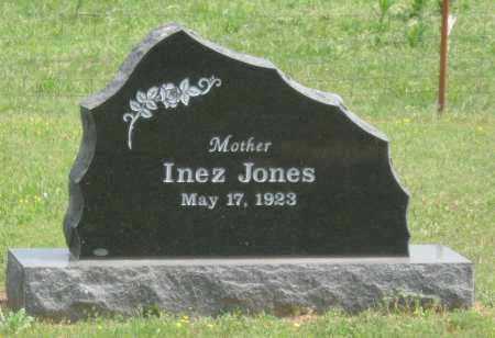 JONES, INEZ - Conway County, Arkansas | INEZ JONES - Arkansas Gravestone Photos
