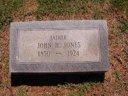 JONES, JOHN H - Conway County, Arkansas | JOHN H JONES - Arkansas Gravestone Photos