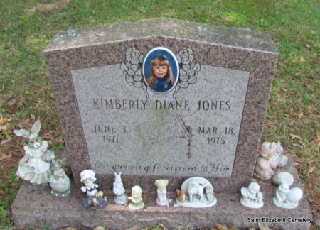 JONES, KIMBERLY DIANE - Conway County, Arkansas | KIMBERLY DIANE JONES - Arkansas Gravestone Photos