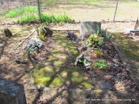 JONES, MARGARET MARIE (OVERVIEW) - Conway County, Arkansas | MARGARET MARIE (OVERVIEW) JONES - Arkansas Gravestone Photos