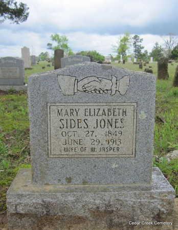 JONES, MARY ELIZABETH - Conway County, Arkansas | MARY ELIZABETH JONES - Arkansas Gravestone Photos