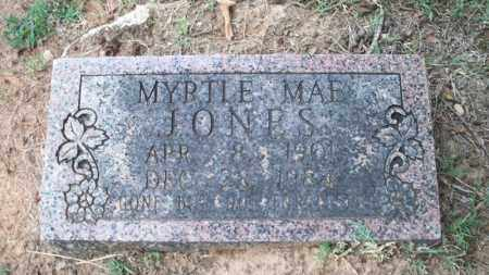 JONES, MYRTLE MAE - Conway County, Arkansas | MYRTLE MAE JONES - Arkansas Gravestone Photos