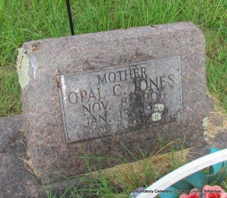 JONES, OPAL C - Conway County, Arkansas   OPAL C JONES - Arkansas Gravestone Photos