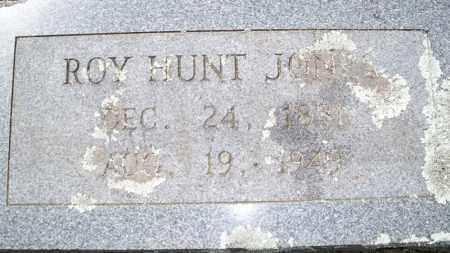 JONES, ROY HUNT - Conway County, Arkansas | ROY HUNT JONES - Arkansas Gravestone Photos