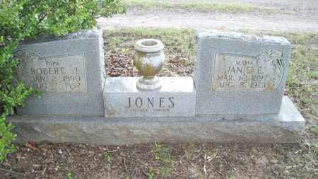 JONES, ROBERT J - Conway County, Arkansas | ROBERT J JONES - Arkansas Gravestone Photos