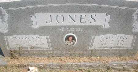 JONES, SHANNON MARIE - Conway County, Arkansas | SHANNON MARIE JONES - Arkansas Gravestone Photos