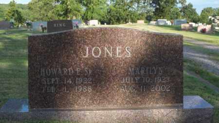 JONES, MARILYN IRENE - Conway County, Arkansas | MARILYN IRENE JONES - Arkansas Gravestone Photos