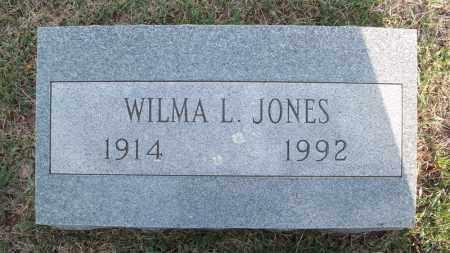 JONES, WILMA LORENE - Conway County, Arkansas | WILMA LORENE JONES - Arkansas Gravestone Photos