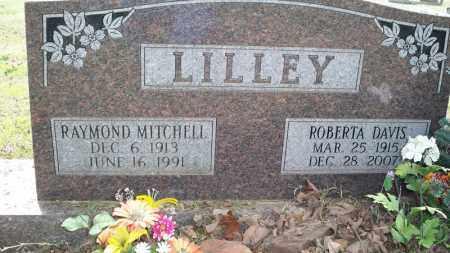 LILLEY, RAYMOND MITCHELL - Conway County, Arkansas | RAYMOND MITCHELL LILLEY - Arkansas Gravestone Photos