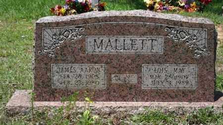 MALLETT, LOIS MAY - Conway County, Arkansas | LOIS MAY MALLETT - Arkansas Gravestone Photos