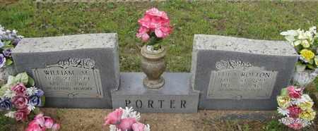 PORTER, LULA - Conway County, Arkansas | LULA PORTER - Arkansas Gravestone Photos