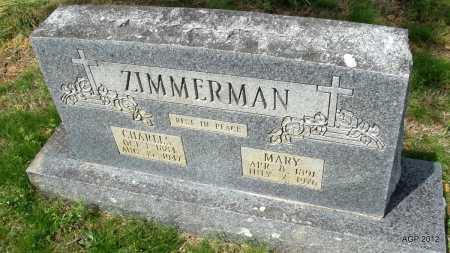 ZIMMERMAN, MARY JOSEPHINE - Conway County, Arkansas | MARY JOSEPHINE ZIMMERMAN - Arkansas Gravestone Photos