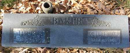 BAKER, GROVER C. - Craighead County, Arkansas | GROVER C. BAKER - Arkansas Gravestone Photos