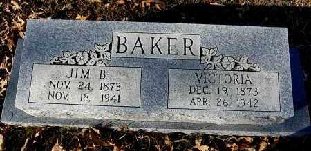 BAKER, JIM B. - Craighead County, Arkansas   JIM B. BAKER - Arkansas Gravestone Photos
