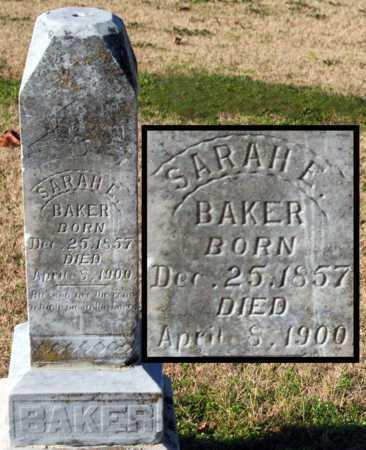 BAKER, SARAH E - Craighead County, Arkansas   SARAH E BAKER - Arkansas Gravestone Photos